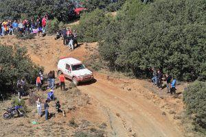 Los guadalajareños Domingo y Juarranz vencedores del Rallye Todoterreno Cuenca 2019