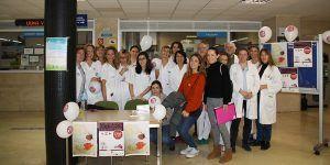 Los profesionales sanitarios de Cuenca, comprometidos con la prevención y el tratamiento de las úlceras por presión
