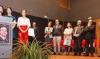 Los trabajadores del Ayuntamiento de Guadalajara rinden un sentido homenaje a Javier Barbadillo, cuyo nombre preside ya el archivo municipal