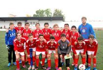 Más de 2.000 niños y niñas comienzan en Cuenca este sábado la liga de fútbol y fútbol sala dentro del programa Somos Deporte