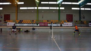 Más de un centenar de deportistas participarán en el I Open de Bádminton de la UCLM