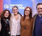 """Marisol Herrera pide el voto para el PP, """"el partido de las familias y de los jóvenes"""""""