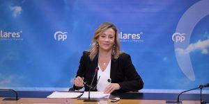 Merino afirma que el GPP ha presentado un total de 255 enmiendas a los presupuestos para bajar los impuestos, ayudar a los autónomos, mejorar los servicios sociales y frenar la despoblación