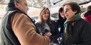Merino asegura en El Casar que no hay obstáculos círculo alguno que imposibilite la bajada de impuestos en Castilla-La Mancha