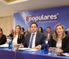Núñez pregunta a Page qué opina de que Sánchez ponga el Gobierno de España en manos de Podemos con el beneplácito de los independentistas