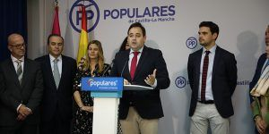 Núñez reta a Page a parar la deriva radical del PSOE de Sánchez exigiéndole públicamente que rompa su pacto de Gobierno con Iglesias