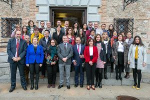 """Page celebra que Castilla-La Mancha """"se pone a la vanguardia en el concepto de igualdad"""" con la aprobación del Estatuto de las Mujeres Rurales"""