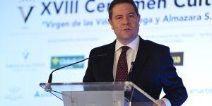 Page defenderá la próxima semana en Amsterdam y Bruselas los intereses de la industria agroalimentaria de Castilla-La Mancha