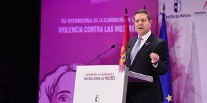 """Page reivindica """"la vida frente a cualquier ideología política"""" y recuerda que Castilla-La Mancha ha sido pionera en la protección de los menores huérfanos a causa de la violencia machista"""