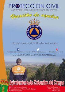 Protección Civil busca incrementar su plantel de voluntarios en Cabanillas