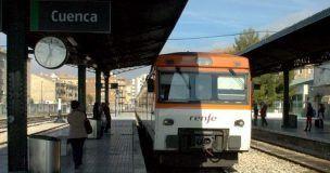 Renfe y Correos impulsan la venta de billetes de tren en las oficinas postales de la provincia de Cuenca
