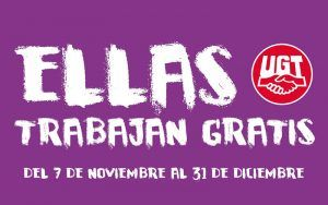 UGT CLM denuncia que las mujeres cobren un 21% menos que los hombres en Castilla-La Mancha