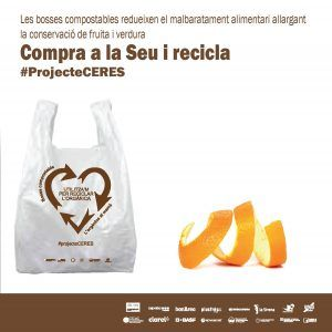 Un año del proyecto de economía circular en la Seu d'Urgell aumenta del 20 al 50% el porcentaje de recogida orgánica y mejora el compost resultante