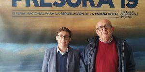 Villar de Cañas asiste a la II Feria Nacional para la Repoblación de la España Vaciada