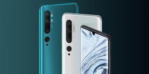Xiaomi lanza Mi Note 10, el primer dispositivo del mundo con una configuración de cámara quíntuple de 108 MP