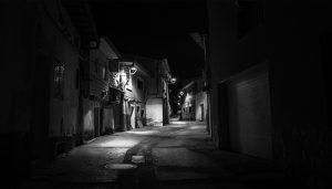 'Calle', un fiel reflejo de la despoblación de nuestros pueblos, de Roberto Soto, Primer Premio del II Concurso de Fotografía de Trillo