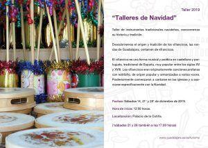 Abierto el plazo para participar en las actividades navideñas de la Concejalía de Turismo de Guadalajara