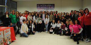 Alberto Rojo visita la Feria de Entidades del Voluntariado organizada por la Concejalía de Bienestar Social