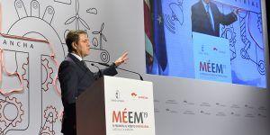 Castilla-La Mancha intensificará su apoyo al tejido empresarial con la reedición, a principios de año, del Plan Adelante que ya ha apoyado a 8.500 empresas
