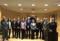 Cuenca celebra el 41 aniversario de la Constitución en un acto institucional