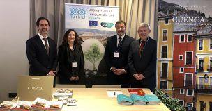 Cuenca presenta ante inversores y empresas nacionales sus ventajas competitivas en el foro Invest in Cities