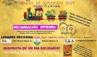 El AMPA Estrella Ortiz del C.E.I.P. Las Lomas organiza un Mercadillo de Juguetes Solidarios