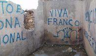 El Ayuntamiento de Cuenca denuncia las pintadas vandálicas en el Blocao de Mirabueno