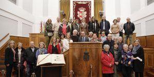 El Convento de San Gil recibe 60 visitantes en el estreno de las 'puertas abiertas' en las Cortes de Castilla-La Mancha
