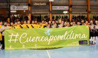 El mundo del deporte manifiesta en Cuenca su compromiso con el clima