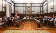 El pleno de la Diputación de Guadalajara aprueba un convenio con la Junta de Comunidades para la promoción del deporte escolar