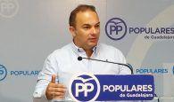 """El PP pide a Alberto Rojo que defienda a Guadalajara y no se muestre impasible ante oportunidades para generar empleo como la """"Reindustrialización del Corredor"""""""