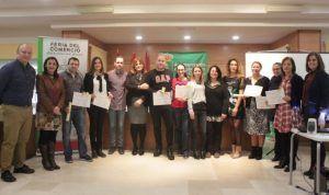 El Taller de Empleo 2019 de Cabanillas echa el telón, con el acto de entrega de diplomas