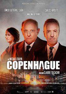 Este viernes, Copenhague con Carlos Hipólito en el Buero Vallejo