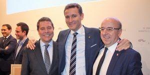 Eurocaja Rural asiste a los 'IV Premios al Mérito Empresarial de CLM'