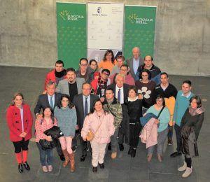 Eurocaja Rural, JCCM y Fundación CIEES refuerzan su compromiso con la discapacidad