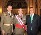 Eurocaja Rural participa en los actos en honor a la Inmaculada en la Academia de Infantería