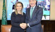 Eurocaja Rural y Ayuntamiento de Toledo renuevan su acuerdo con el Patronato Deportivo Municipal