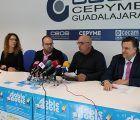 FEDECO presenta su Doble de Navidad con el objetivo de dinamizar el comercio de proximidad por toda la provincia de Guadalajara