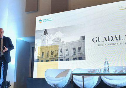 Guadalajara se posiciona como valor seguro de inversión en 'Invest in cities'