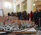 Inaugurado el Belén-Maqueta de la ciudad de Cuenca 'El Crisol' que podrá verse estas Navidades en el Palacio Provincial