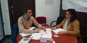 Invierte en Cuenca conoce los terrenos para acoger empresas de Barajas de Melo