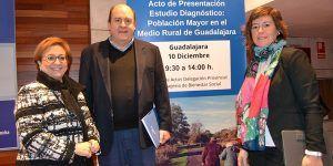 La comarca de Molina de Aragón sólo registra dos habitantes por kilómetro cuadrado..., y en la zona del Corredor la cifra se dispara a 237