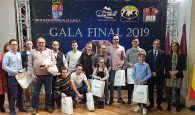 La Diputación de Cuenca lleva a cabo la Gala Final del Deporte y cierra los circuitos provinciales con 17.347 participantes
