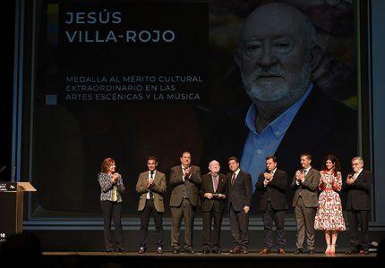 La Diputación de Guadalajara realizará un estudio completo de los fondos cedidos por el músico Villa Rojo