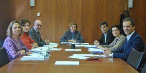 La Junta destaca que el desarrollo del nuevo campus de Guadalajara sigue con paso firme