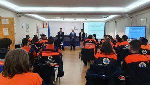 La Junta formará en 2020 a más de 3.600 efectivos del Sistema Nacional de Protección Civil en la región