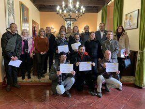 La Junta invierte más de 92.000 euros en mejorar la empleabilidad y la accesibilidad en el municipio de Sigüenza