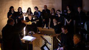 La Navidad de 1556 volvió a sonar en El Parador de Cuenca