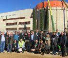 Los alcaldes de las ocho zonas con centrales nucleares en España visitan Zorita para conocer in situ el desmantelamiento de la central nuclear José Cabrera
