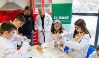 Los BASF Kids' Labs vuelven a Marchamalo
